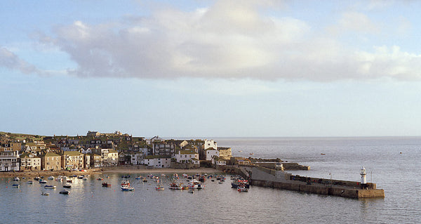 St. Ives Harbor- Cornwall, England