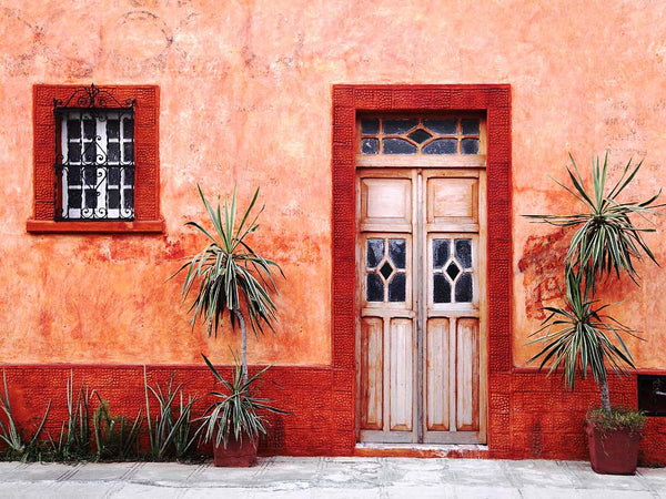 Shades of Red- Merida(Yucatan), Mexico