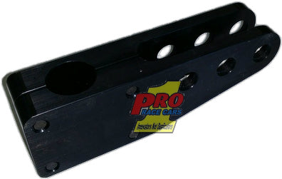 Slider 3 Hole Rear Extended 1''