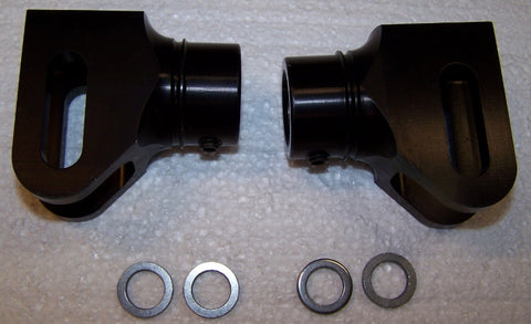 Bump Steer Bracket Set.