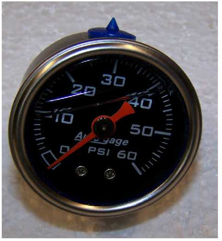 Fuel Pump Regulator Gauge AtuoMeterl