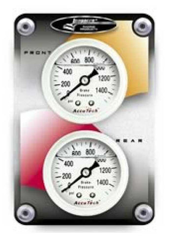 Brake Gauges. Vertical Longacre