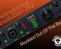 Black Lion Audio announces the Revolution 2x2 Audio Interface
