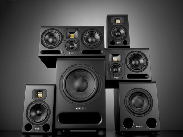 HEDD Audio MK2 Monitor Series and BASS Subwoofers
