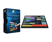 ZenDAW has released CLOUDKEYS: Innovative Touch Workspace Software for Reason