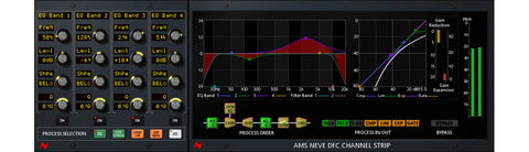 Diego's Corner  BLOG no. 49 - UAD's AMS Neve DFC Channel Strip Plug-in