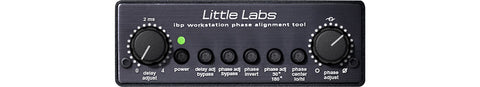 Diego's Corner  BLOG no. 56 -UAD's Little Labs® IBP Phase Alignment Tool