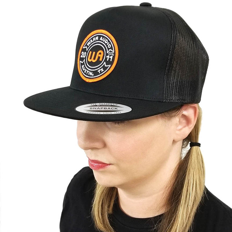 Warm Audio Adjustable Hat (Black)