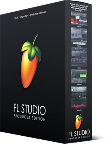 Image Line FL Studio 20 Producer Edition Music Production DAW Software