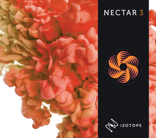 iZotope Nectar 3 Vocal Production Channel Strip Software Upgrade from Nectar 1 or 2 - eDelivery