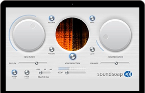 Antares SoundSoap 5 Audio Cleaning Plugin Software - eDelivery