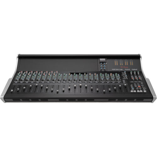 Solid State Logic SSL XL-Desk Mixing Console with Empty 500 Series Slots (Unloaded)