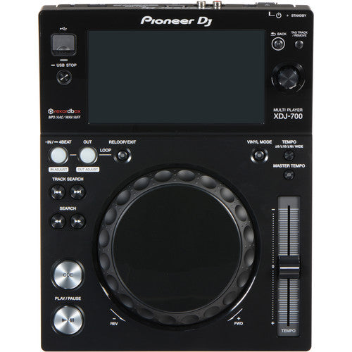 Pioneer DJ XDJ-700 Compact Digital Multi-Player DJ Deck