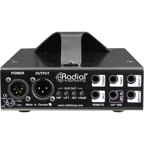 Radial Engineering JDV Mk 5 Direct Box with Microphone Input