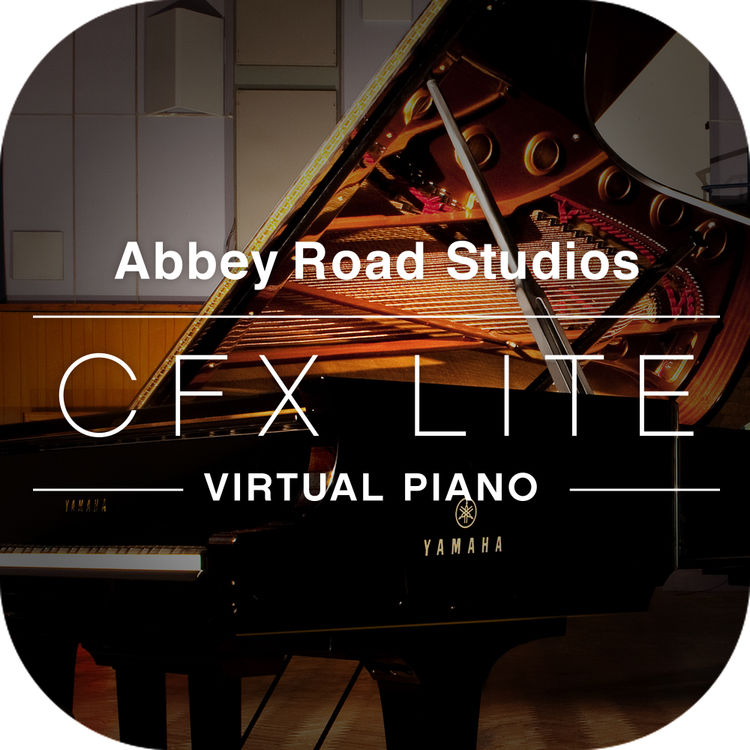 Garritan Abbey Road Studios CFX Lite Virtual Grand Piano Software - eDelivery
