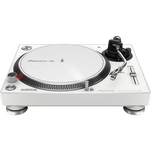 Pioneer DJ PLX-500-W High-Torque Direct-Drive Turntable (White)