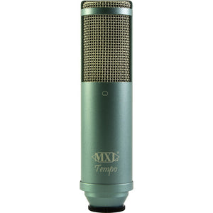 "MXL Tempo Surf Green USB Vocal Microphone - ""Greetings from California"" Limited Edition Series"