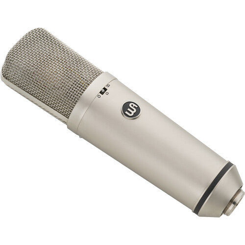 Warm Audio WA-87 R2 Multi-Pattern FET Condenser Microphone (Nickel)