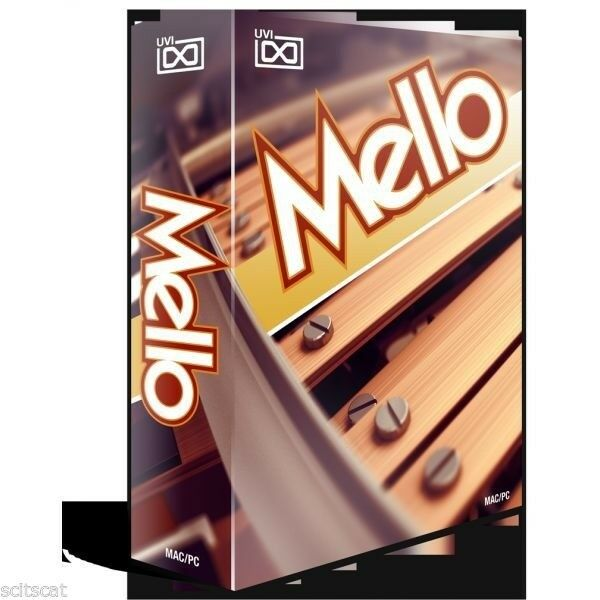 UVI Mello Virtual Instrument Windows Mac Plug-In UVI AAX, VST AU eDelivery