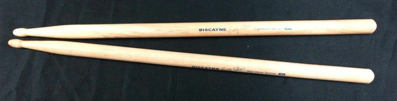 New Biscayne Drumstick Bobly Thomas Signature Series BISC-2BW High Quality