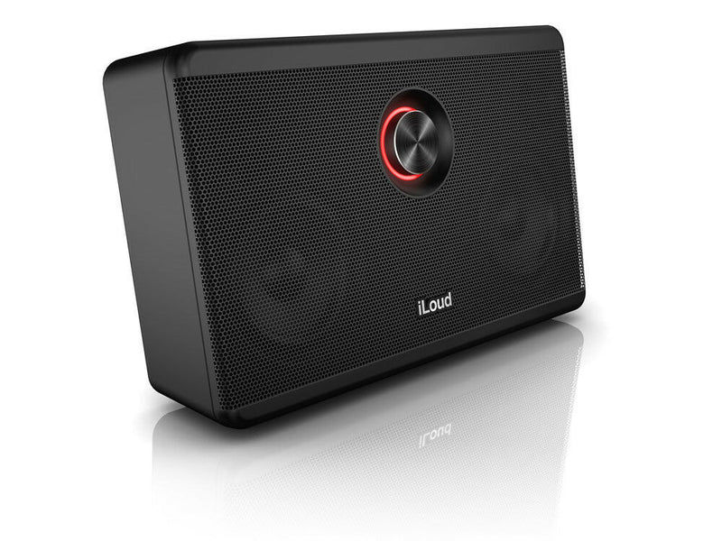 IK Multimedia iLoud Speaker Powerful Studio Quality, Anywhere
