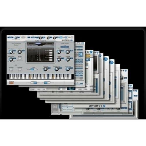 Antares Auto-Tune Vocal Studio Plug-in Bundle Software - eDelivery