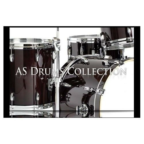 New AcousticSamples AS Drums Collection UVI VST AU RTAS Mac PC Software
