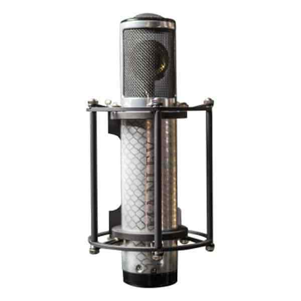 New Manley Labs Reference Silver Microphone, American Built Capsule