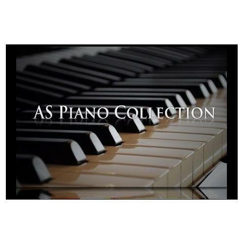 New AcousticSamples AS Piano Collection Samples & Loops UVI Mac PC VST AU AAX