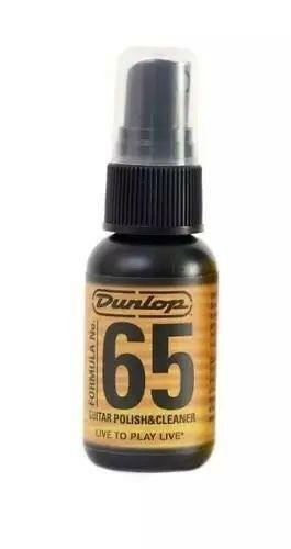 Dunlop Formula 65 No.65 No 65 Polish Cleaner Spray for Guitar Guitars 1 ounce