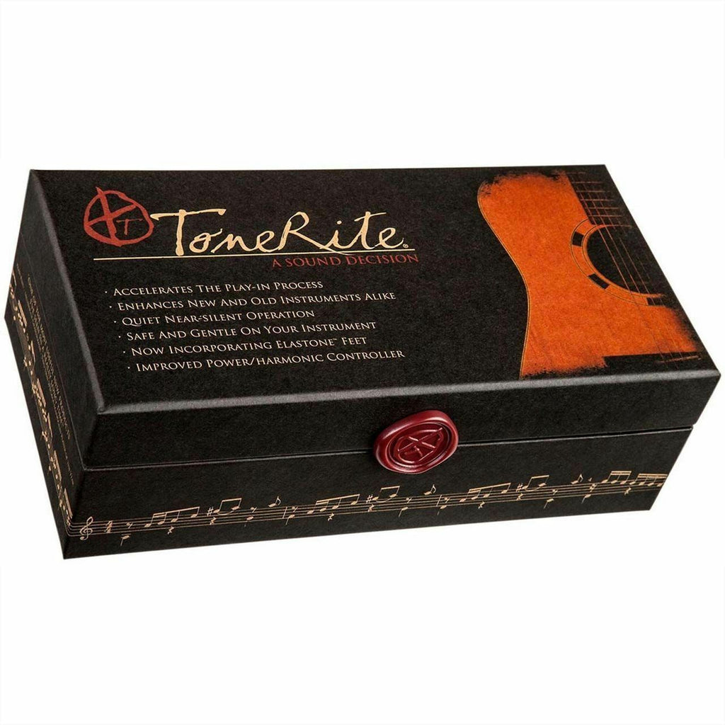 ToneRite 3G for Guitar (Acoustic or Electric) -  Break In Your Instrument's Tone Automatically - Without Playing for Hours!