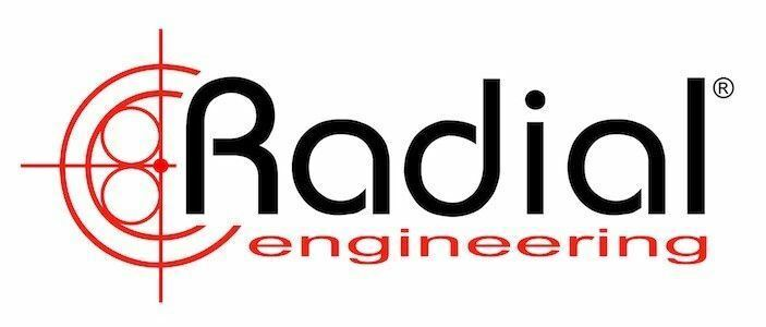 Radial Engineering ProD2 - Stereo Passive DI Direct Box