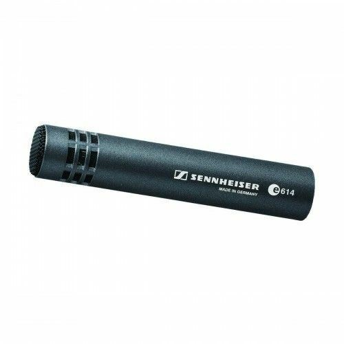 Sennheiser e614 Evolution 600 Super-Cardioid Condenser Microphone Instrument/Drum Mic plus Free Cable