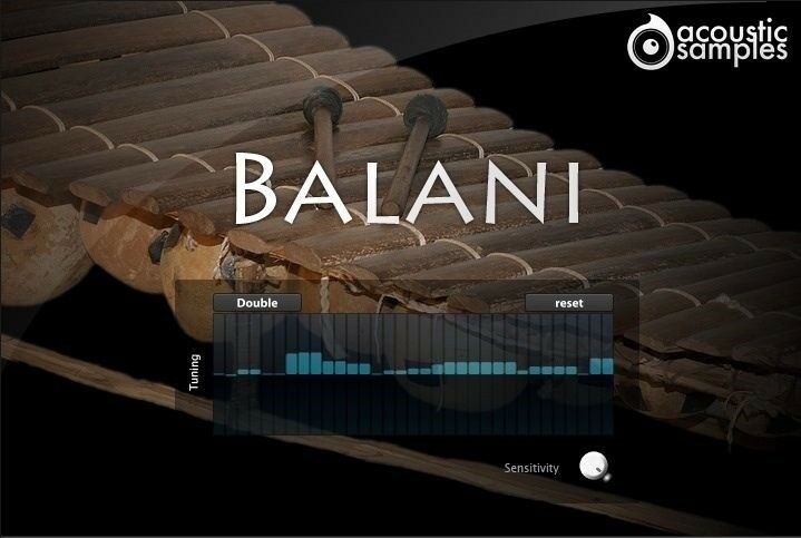 New AcousticSamples Balani  Octave Balafon Calabash UVI VST Mac PC Software