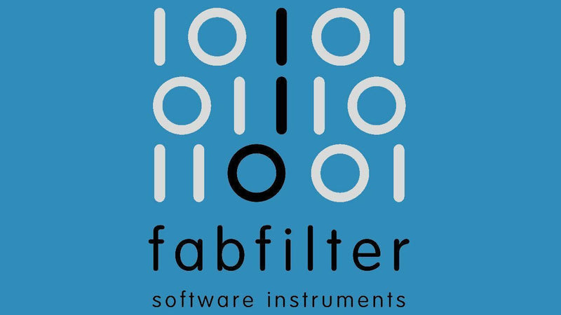 FabFilter Total Bundle All the Plug-Ins, over $2000.00 in Software Mac/PC AU VST eDelivery