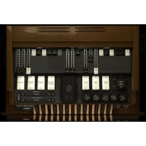 New AcousticSamples B-5 V2 Hammond Organ Sample Library UVI VST AU AAX Mac/PC