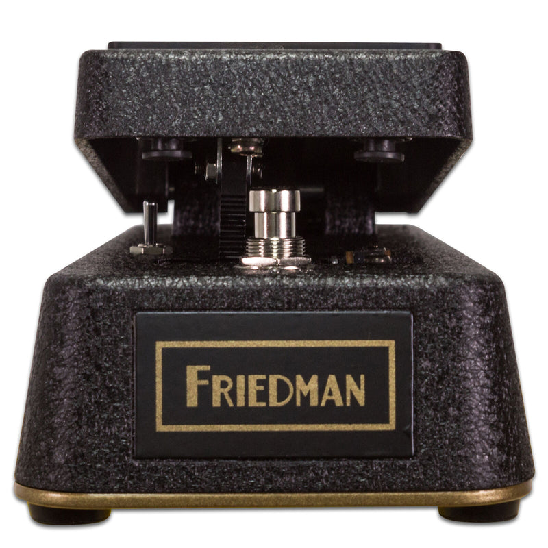 Friedman Amplification Gold 72 Wah Wah Guitar Effects Pedal