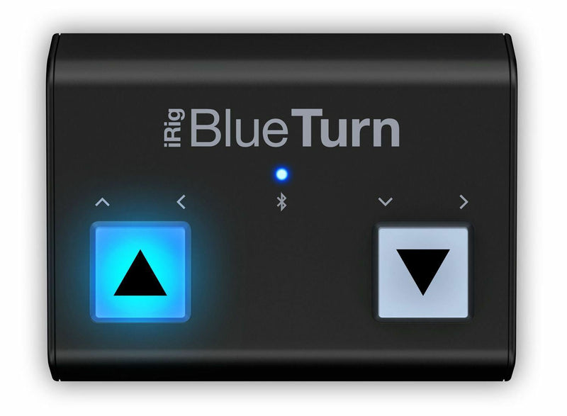 IK Multimedia iRig BlueTurn Wireless Page Turner
