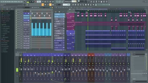 Image Line FL Studio 20 Fruity Edition Music Production DAW Software - eDelivery