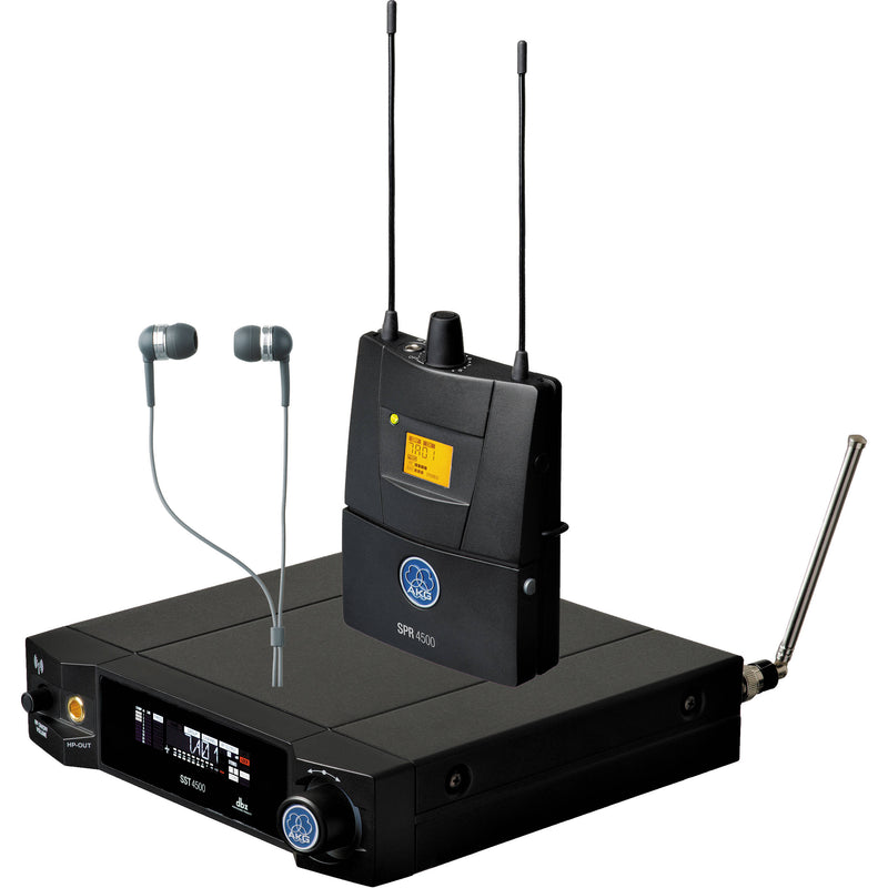 AKG IVM4500 In Ear Monitoring System BD7-100mW