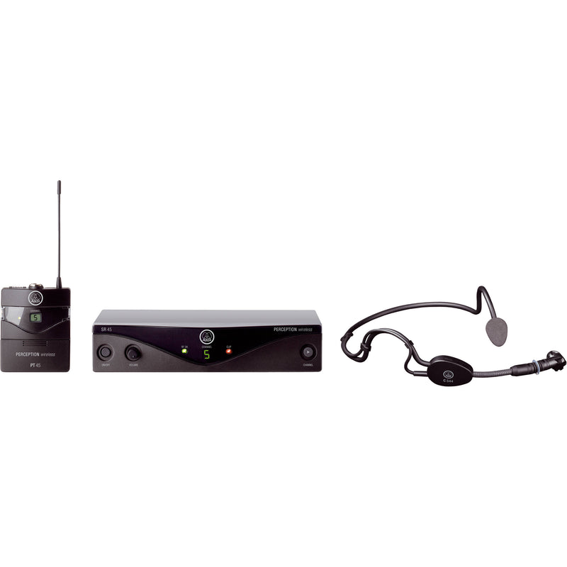 AKG Perception Wireless Sports Set - Frequency A / 530 - 560 MHz