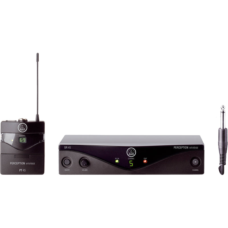 AKG Perception Wireless Instrument Set - Frequency A / 530 - 560 MHz