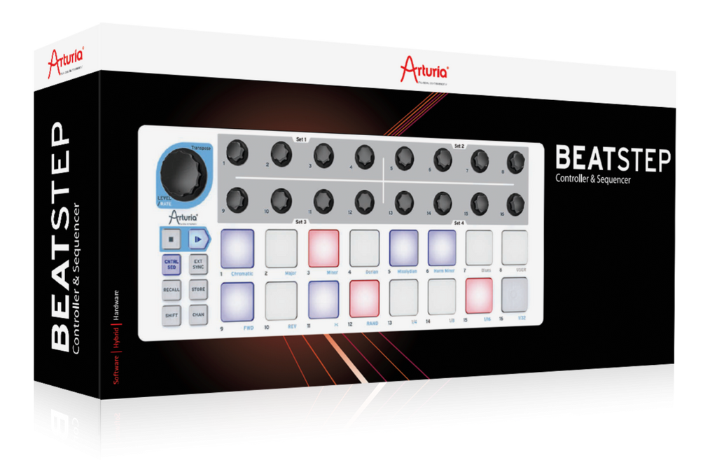Arturia BeatStep 16-Step Controller & Sequencer