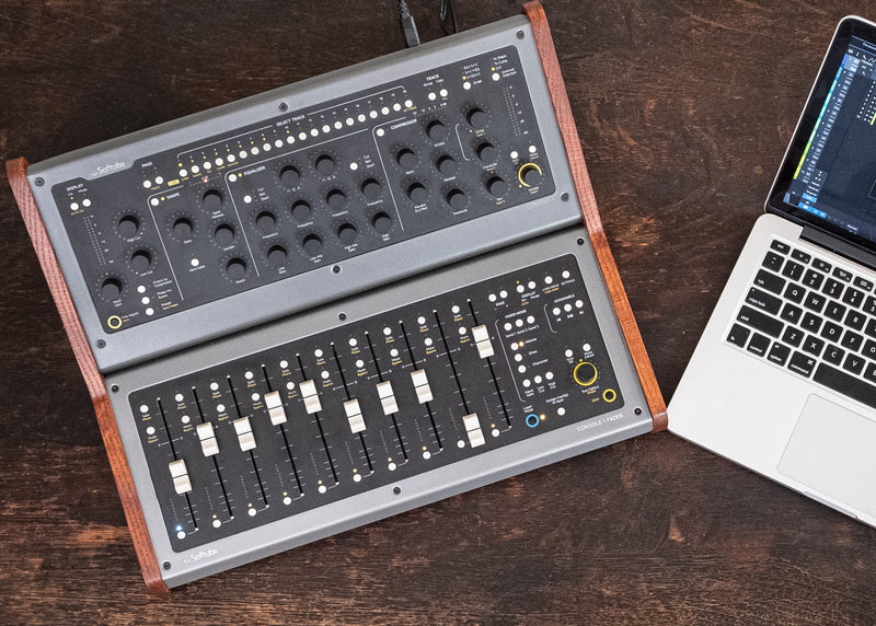 Softube Console 1 and Fader Bundle + FREE ProSoCoustic CS1F Desktop Stand