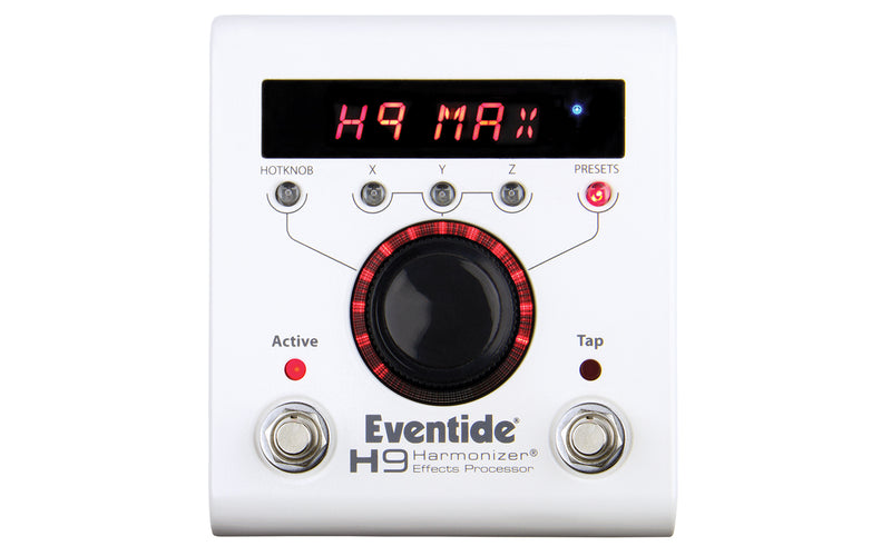Eventide H9 Max Harmonizer Multi Effects Pedal Stompbox