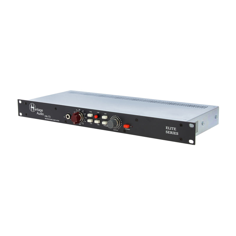 Heritage Audio HA73 ELITE Microphone Preamp