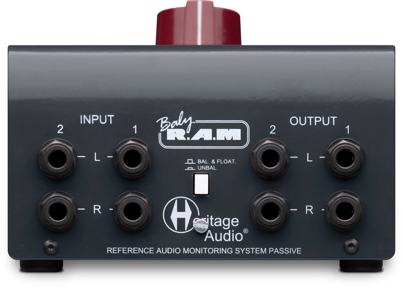 Heritage Audio Baby RAM Passive-Monitoring System Bundle