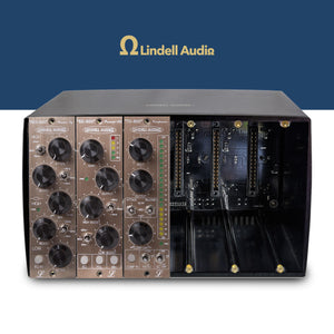 The Lindell Channel Bundle by Lindell Audio - 506 Power, PEX500, 6X500, 7X500 Studio Recording Bundle