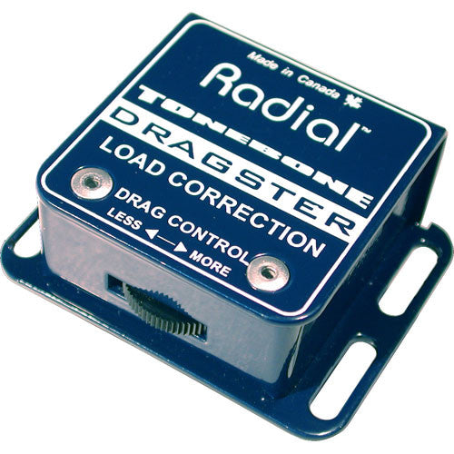 Radial Engineering Tonebone DRAGSTER - Guitar Pickup Impedance Load Correction Device
