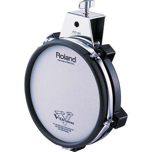 "Roland PD-85 - Dual-Zone 8"" V-Pad for TD-Series Modules (Black)"